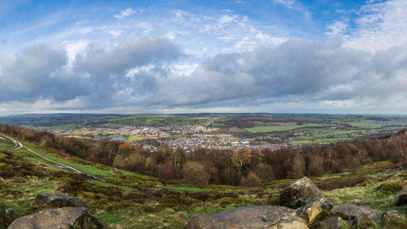 Otley Chevin Surprise View