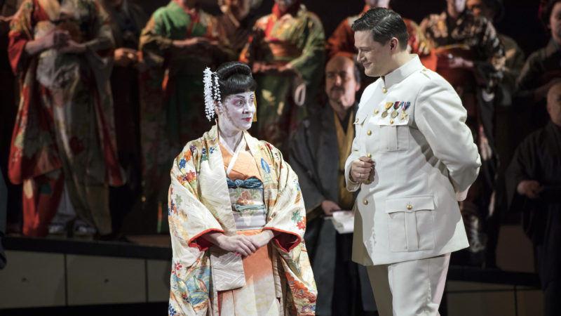 Opera North's Madama Butterfly