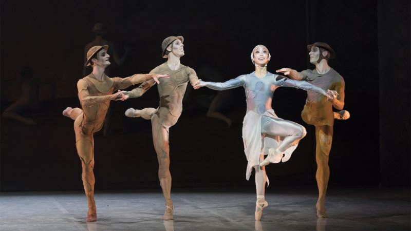 Northern Ballet Gloria