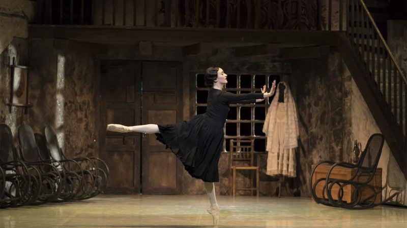 Northern Ballet Las Hermanas