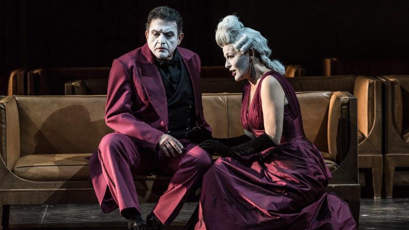 Opera North Un ballo in maschera