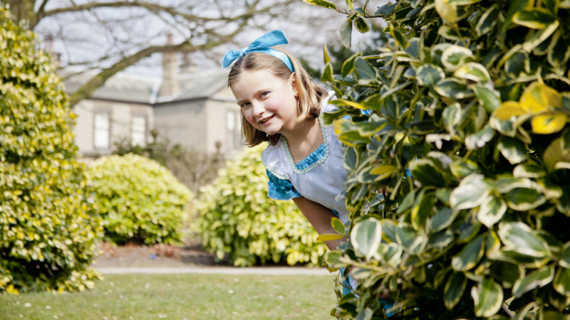 Mad Hatter of an Easter at Lotherton Hall