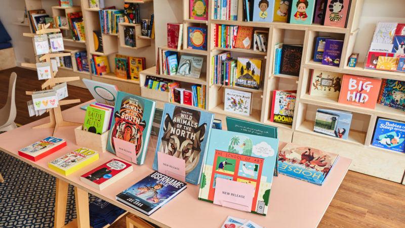 The Little Bookshop, Chapel Allerton