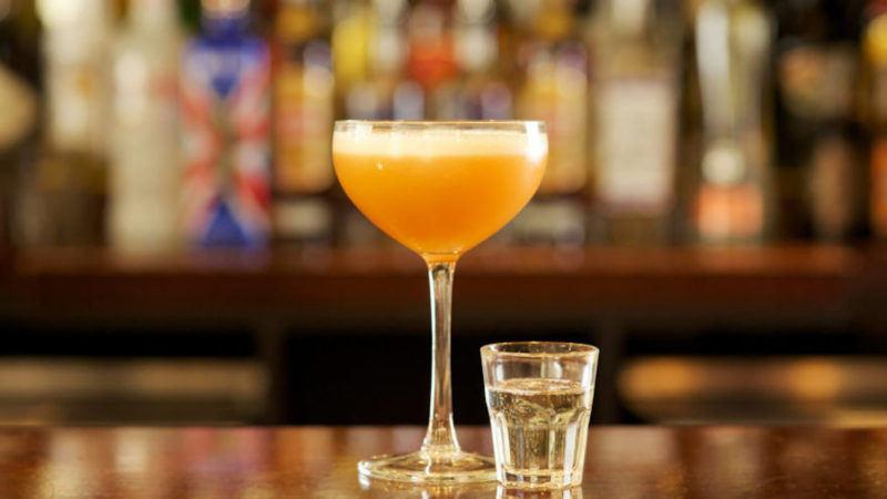 Porn Star Martini at Be at One