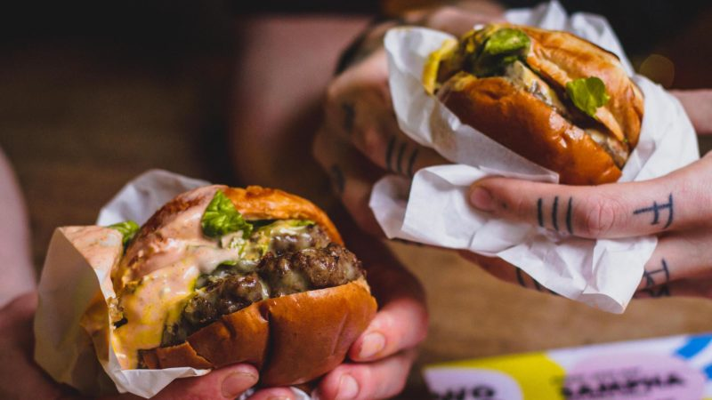 Patty Smith's Dirty Burger at Belgrave Music Hall