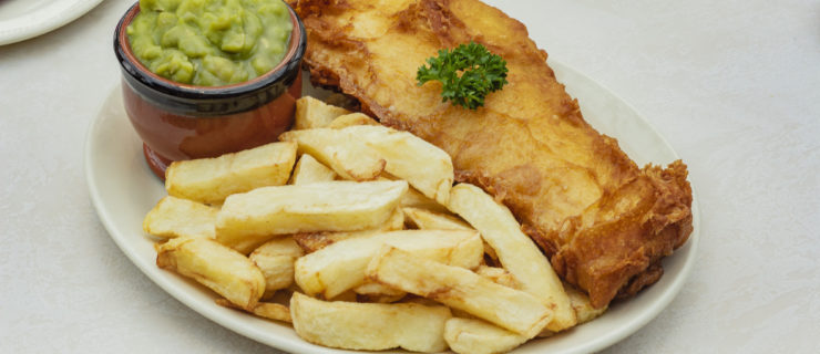 The Best Fish and Chips in Leeds