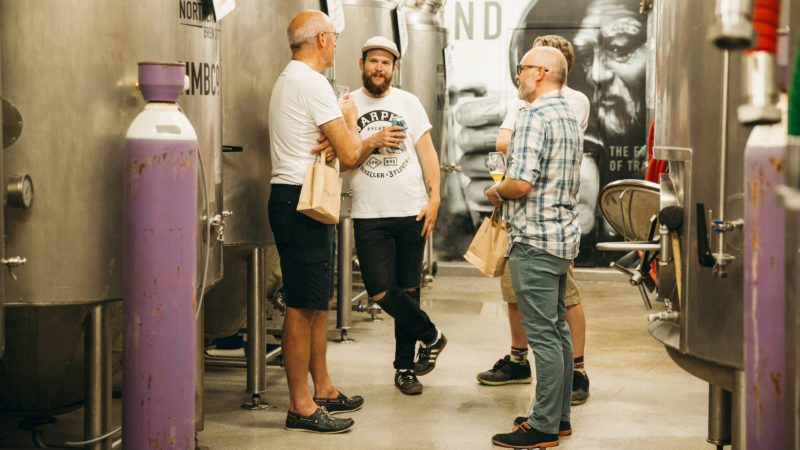 Northern Monk Brew Co. Brewery Tours