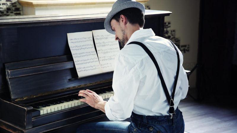 Leeds Pub Piano Competition
