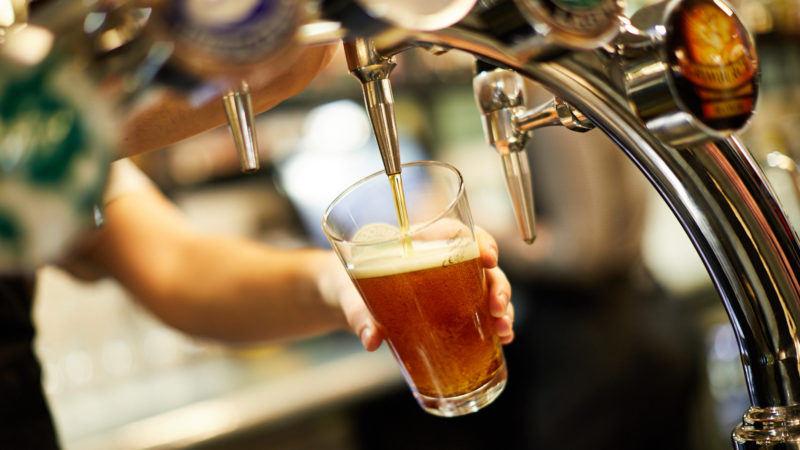Beer, pub, Real ale