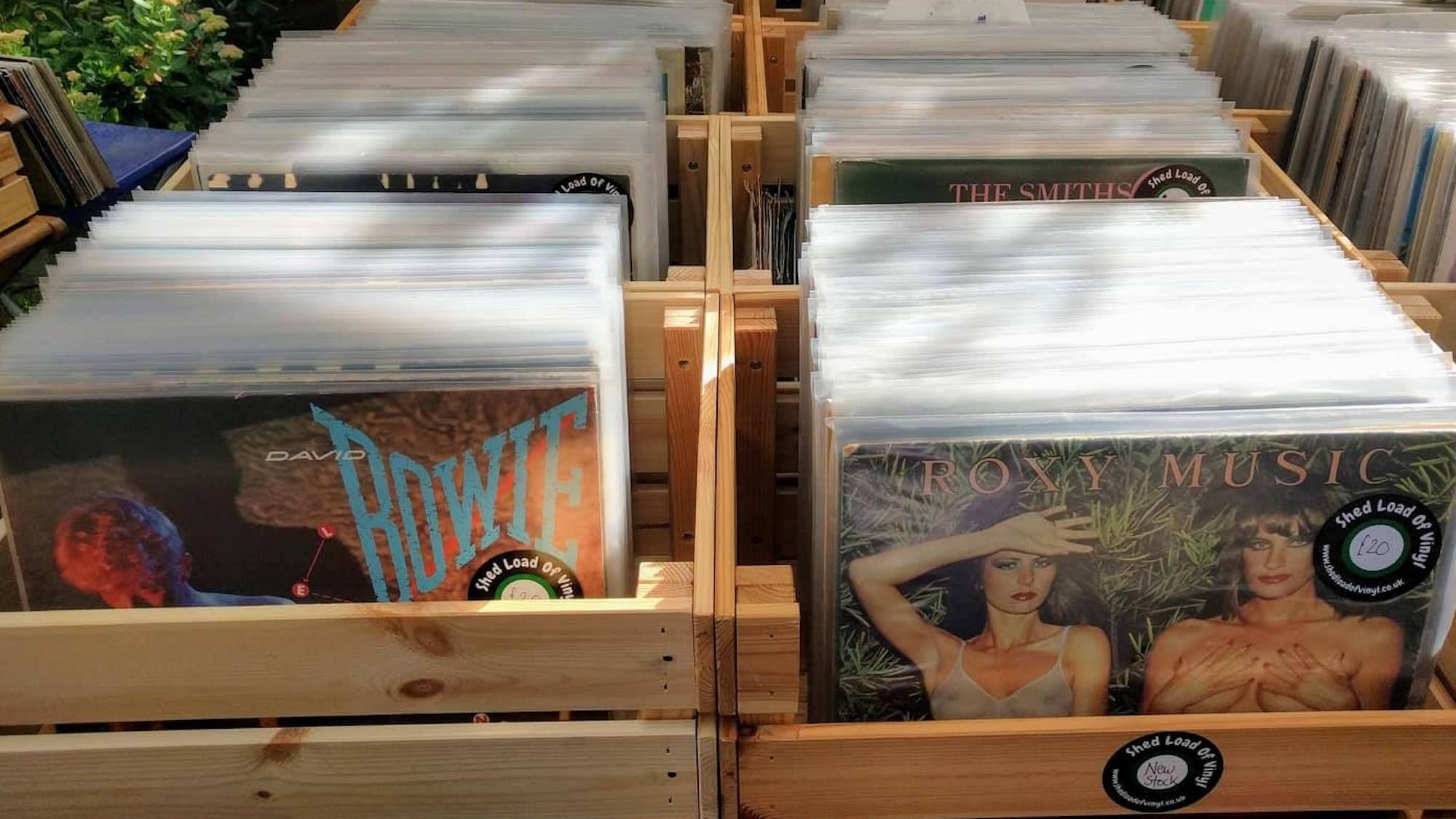 Shed Load of Vinyl