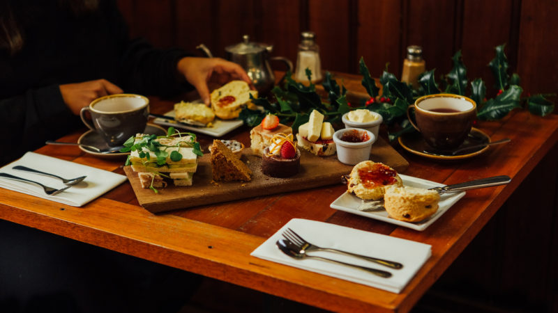 The Tetley Festive Afternoon Tea