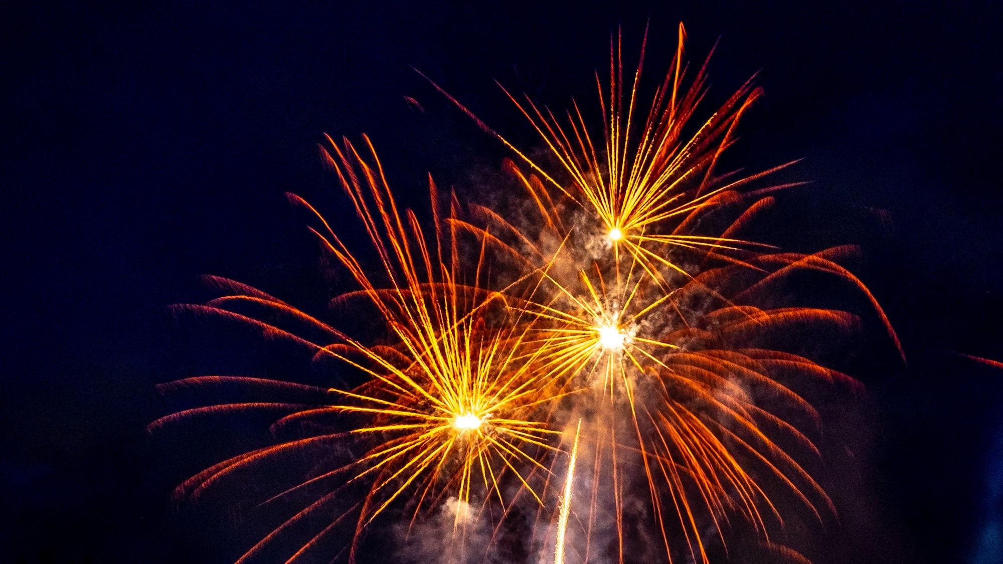 Bonfire Night fireworks displays in Leeds