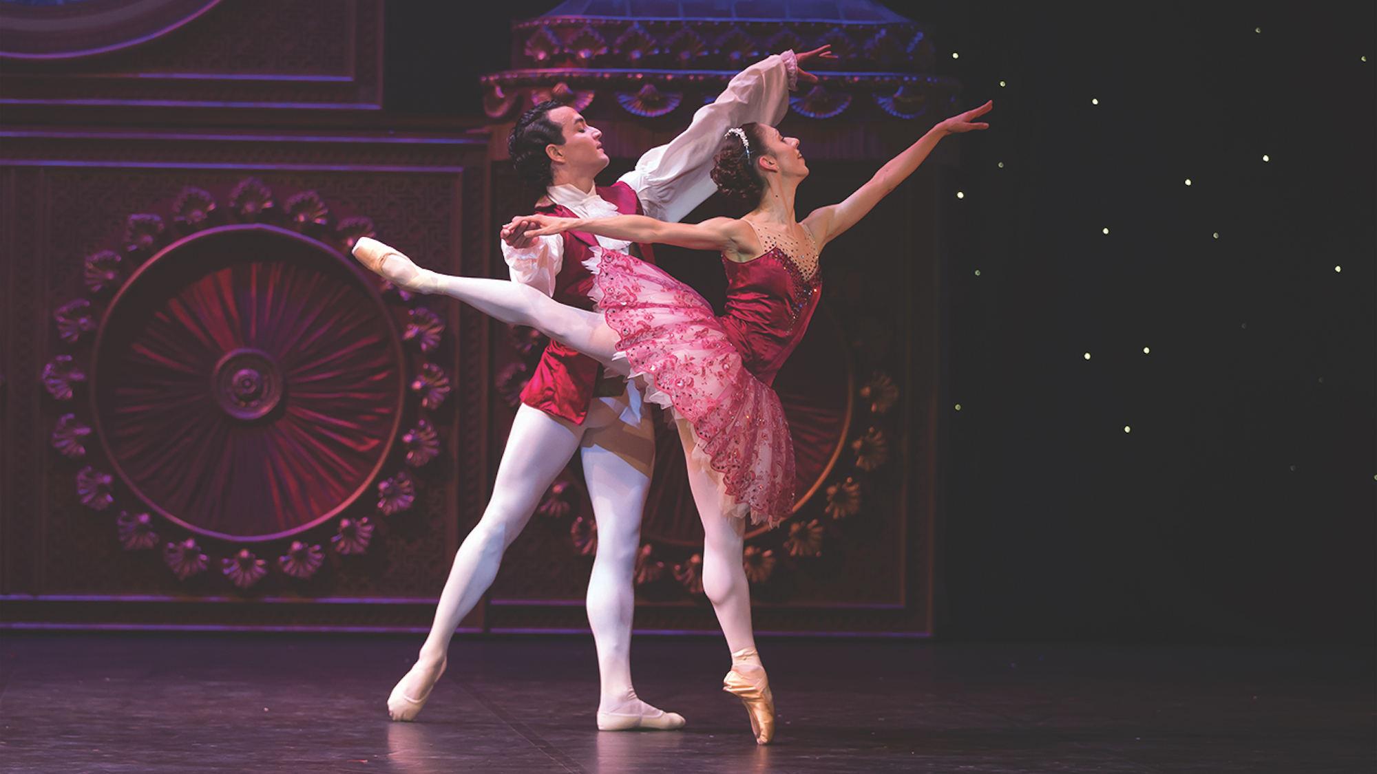 Northern Ballet Nutcracker