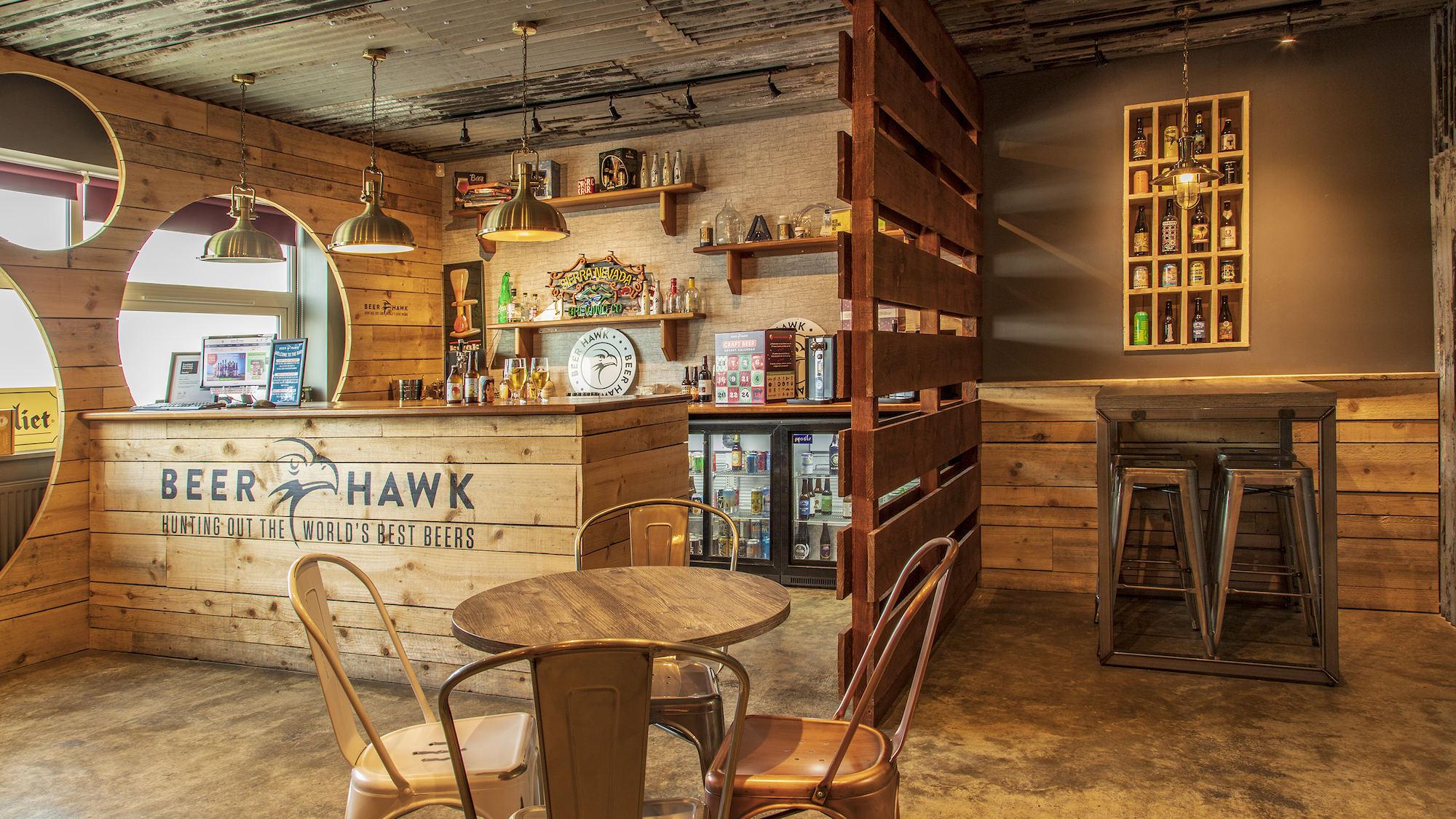 Beer Hawk