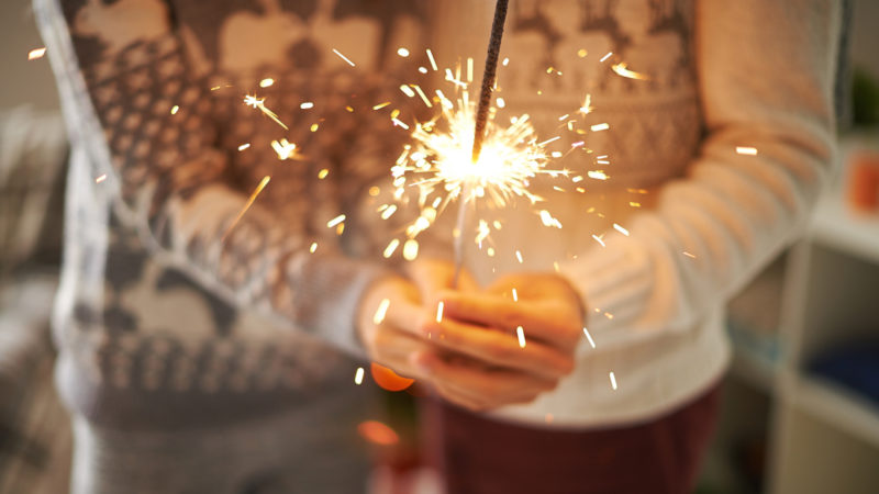 Bonfire night, fireworks displays in Leeds