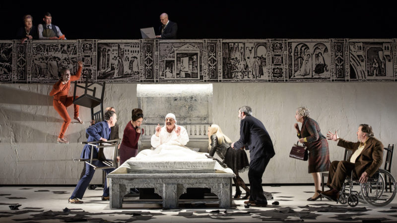 Opera North's Gianni Schicchi