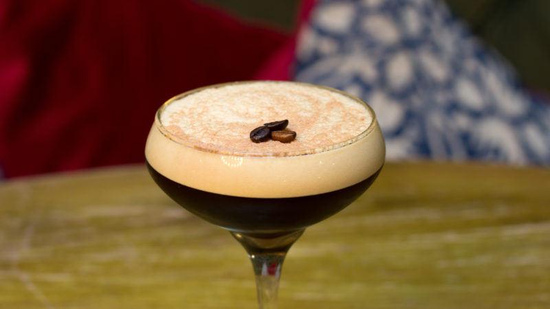 Mochachini Martini, The Liquorist