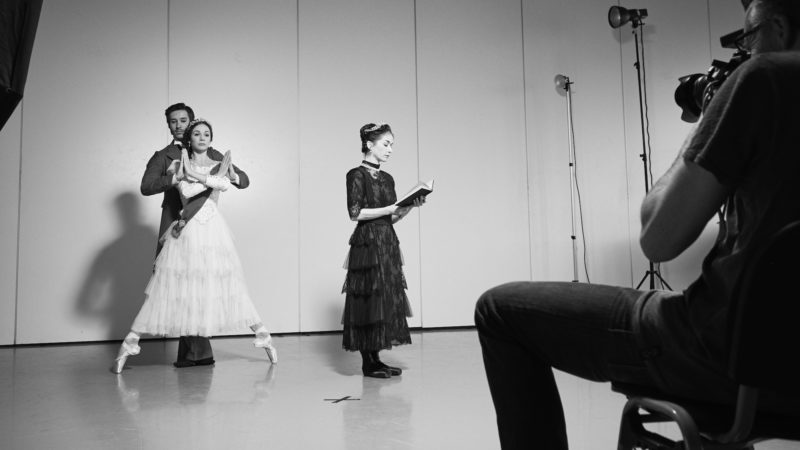Northern Ballet Victoria Behind the Scenes