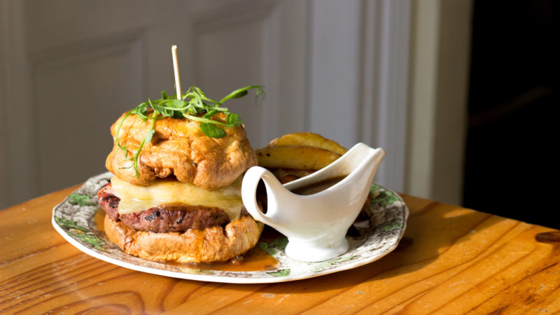 Wapentake Yorkshire Pudding Burger