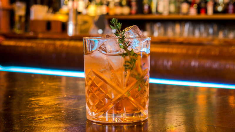 Old Fashioned, Banyan