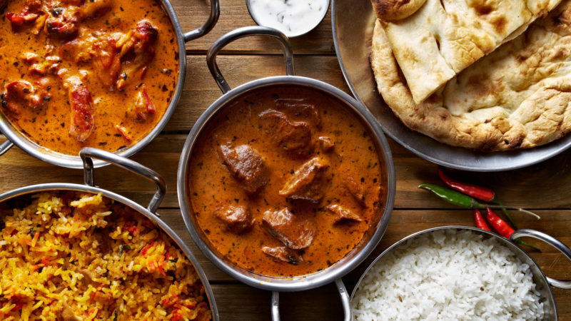 Curry, Indian