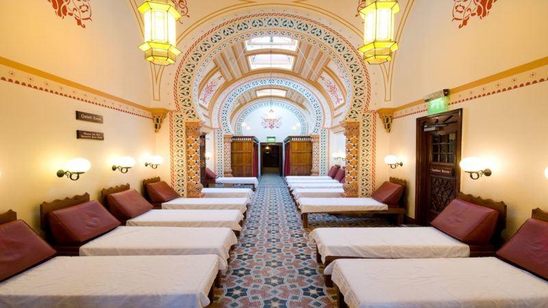 Turkish Baths, Harrogate