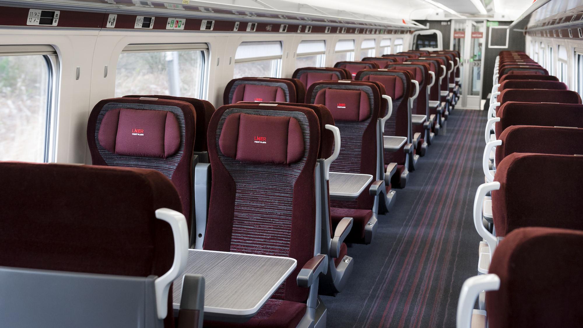 Azuma Trains