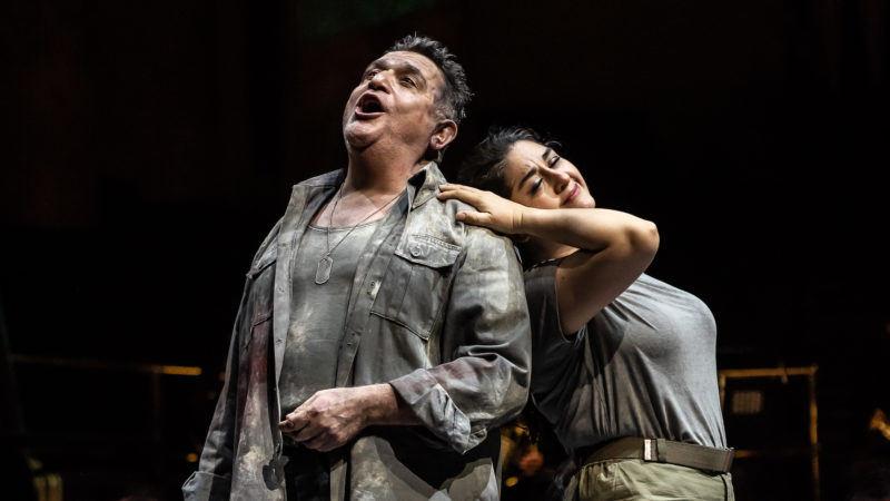 Aida, Opera North