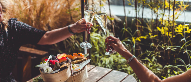 Bring On The Bubbly – These Bottomless Brunches Are Back
