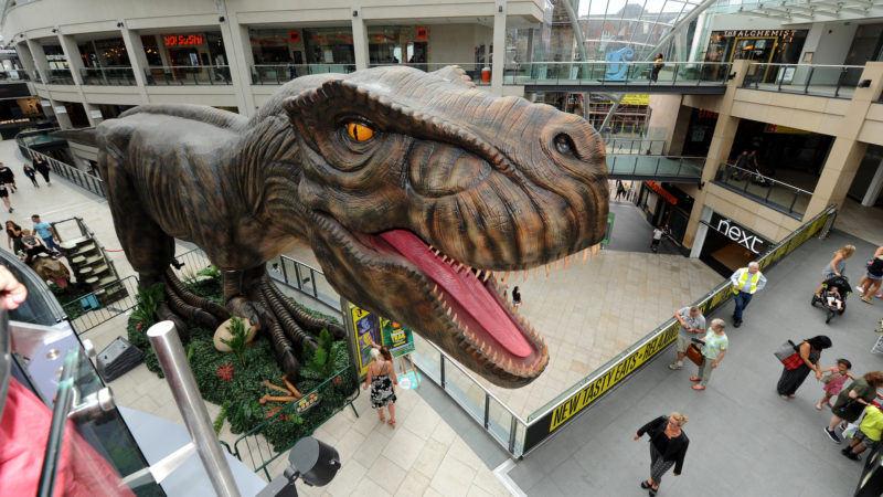 Leeds Jurassic Trail