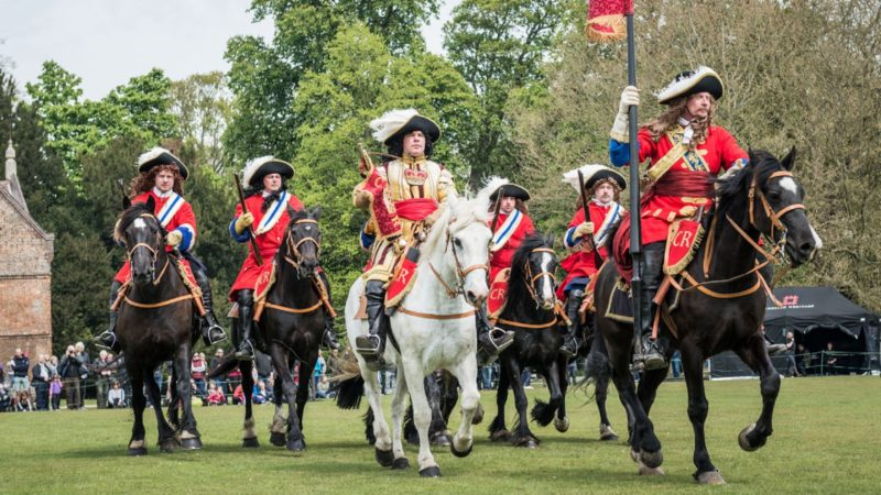 Royal Armouries Cavalcade for a King Show