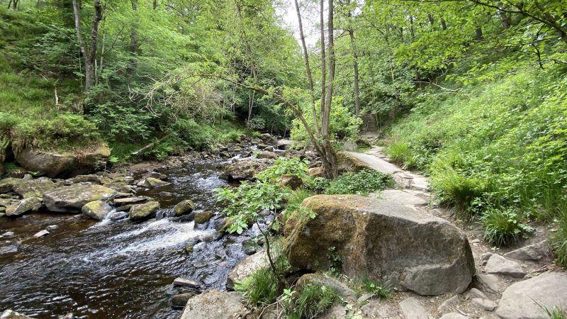 Hardcastle Crags, Hebden Bridge