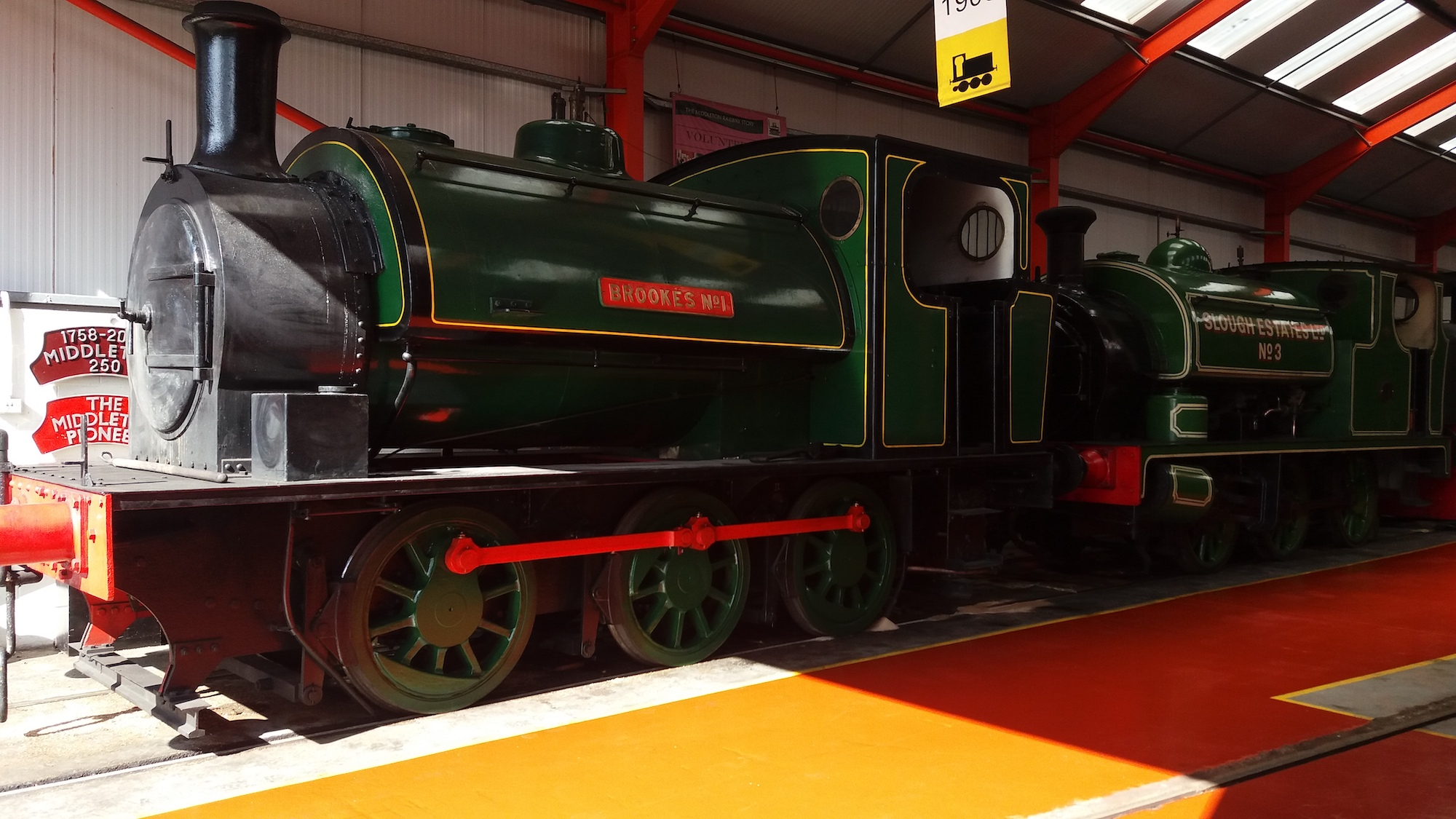Middleton Railway Museum