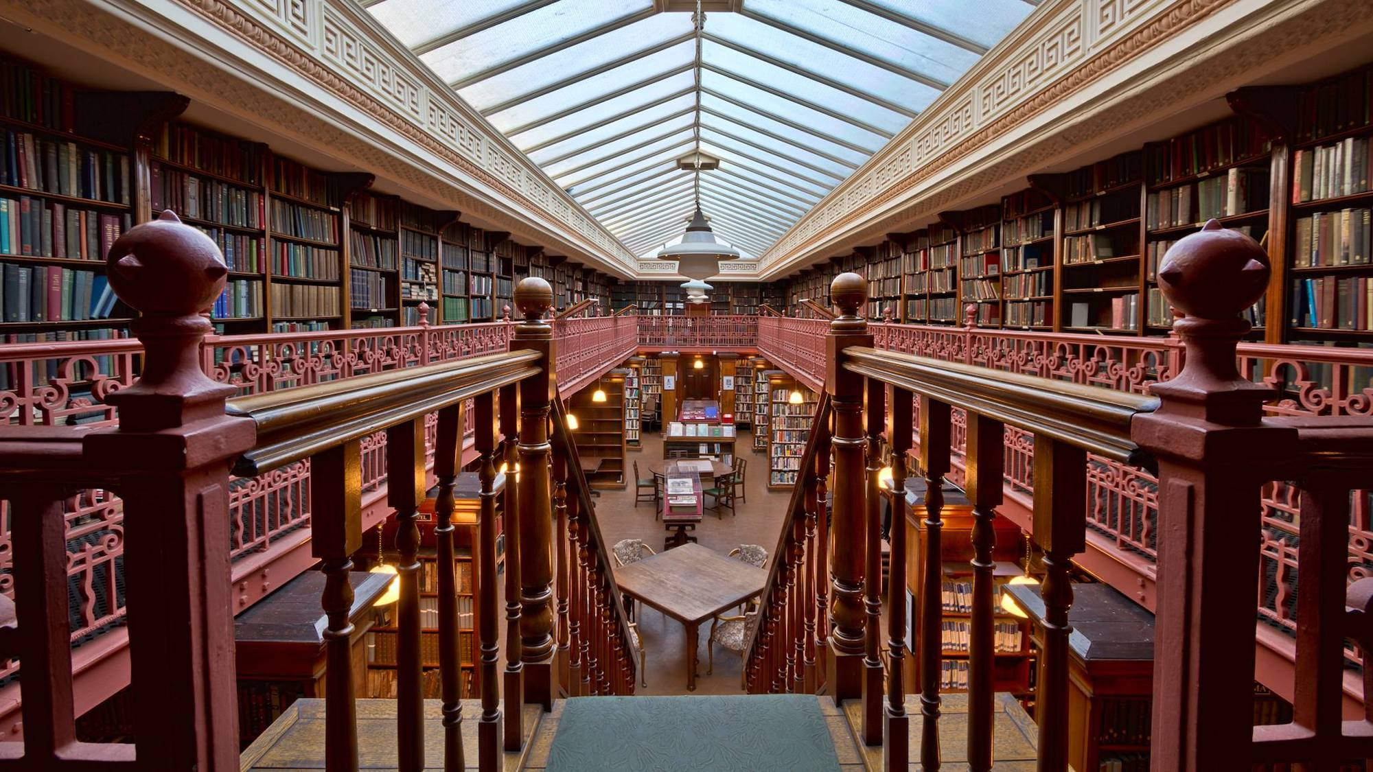 The Leeds Library