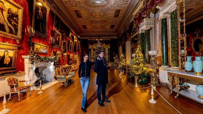 Harewood House Christmas