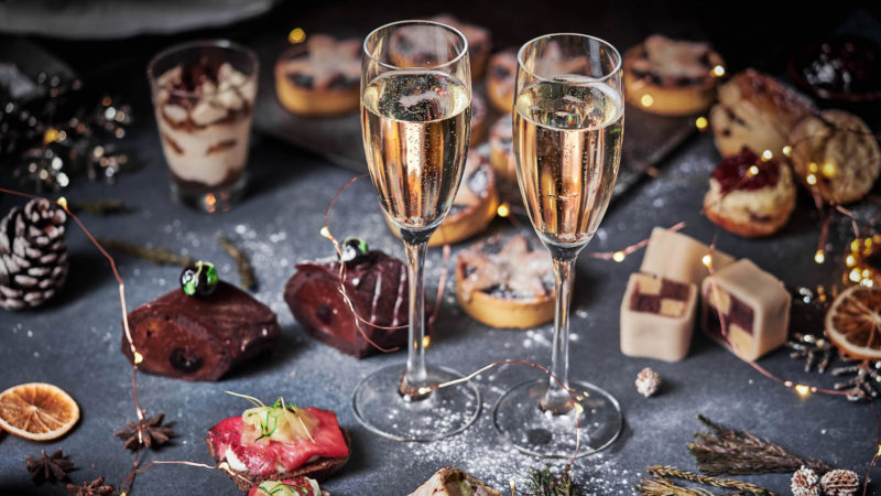 Malmaison Festive Afternoon Tea