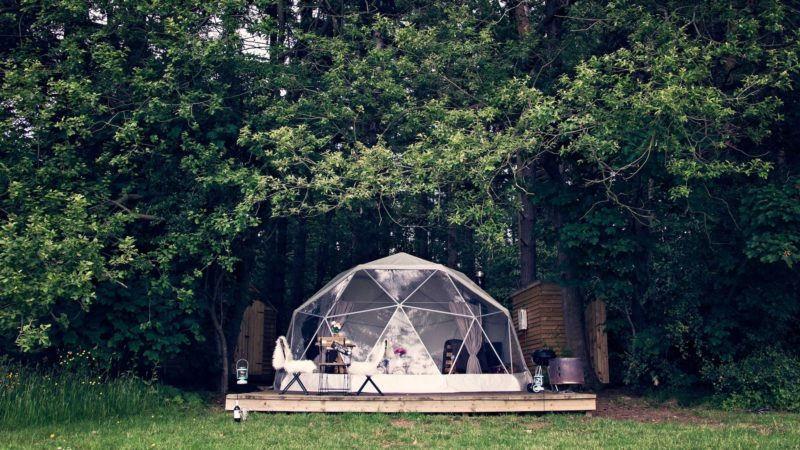 Camp Katur Geodome