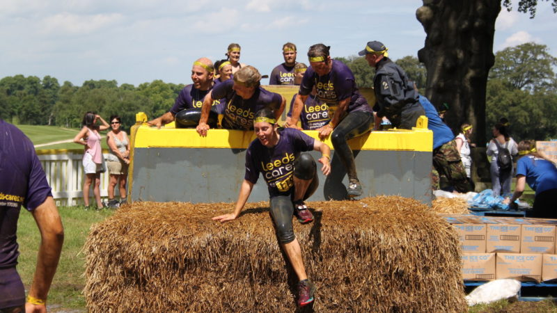 Total Warrior, Leeds Cares