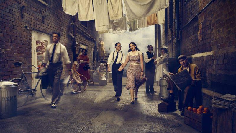 Opera North Street Scene