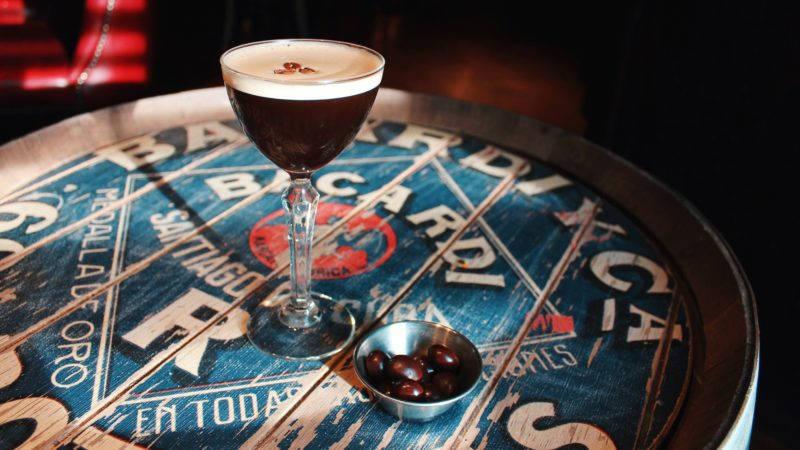 Revolucion de Cuba Espresso Martini