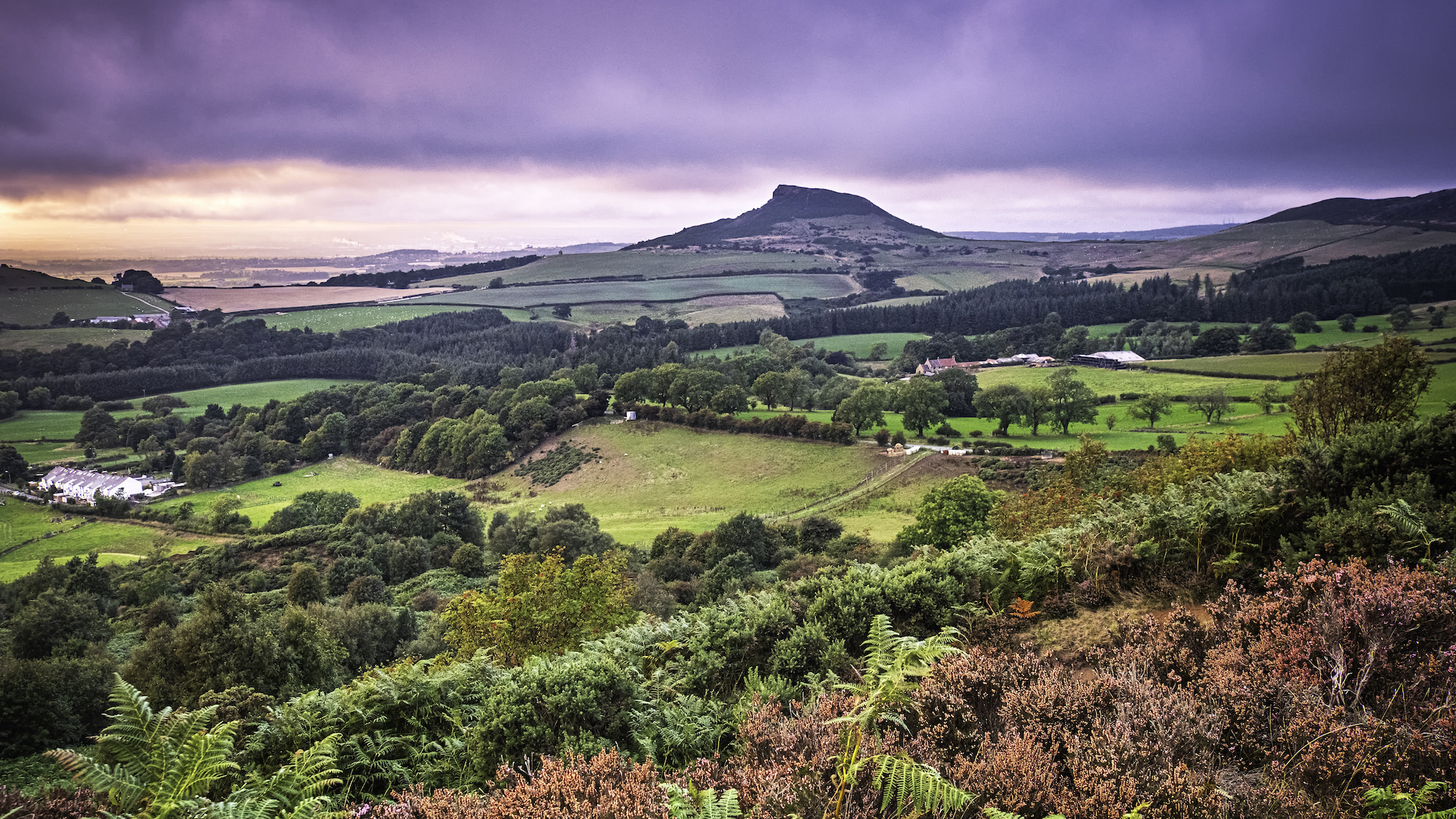 Roseberry Topping, Yorkshire, England