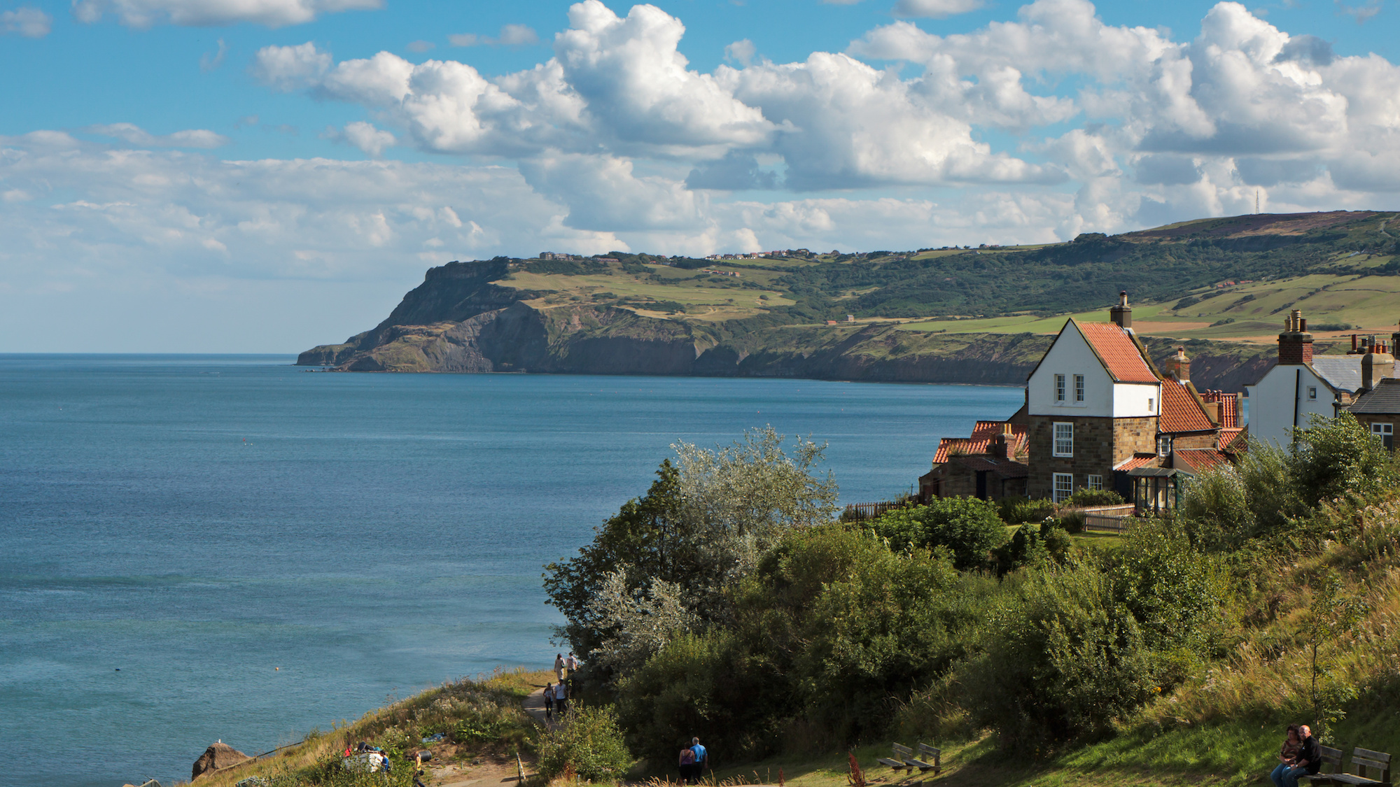 Robin Hood's Bay, Whitby, North Yorkshire