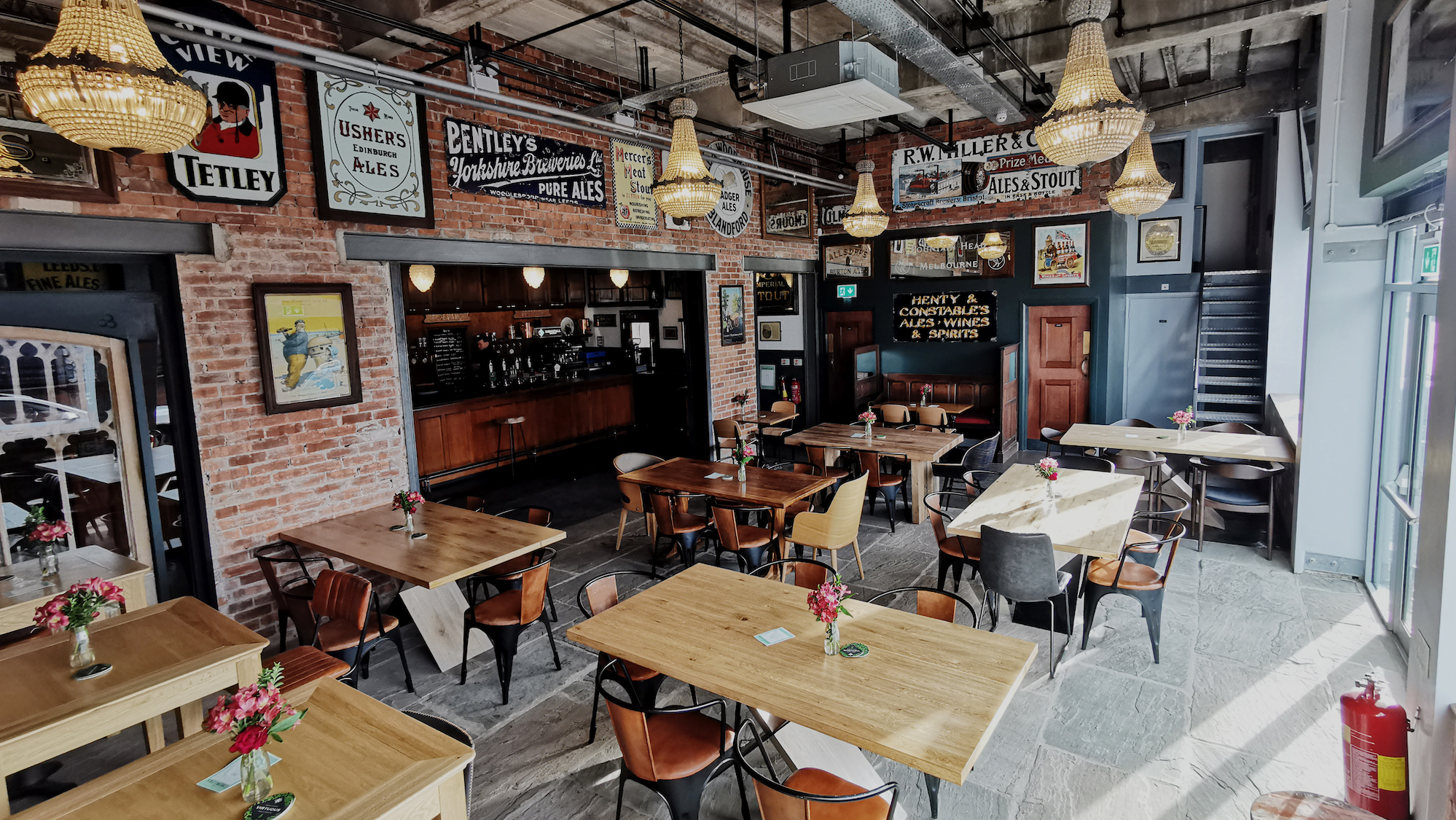 Kirkstall Brewery Tap and Kitchen