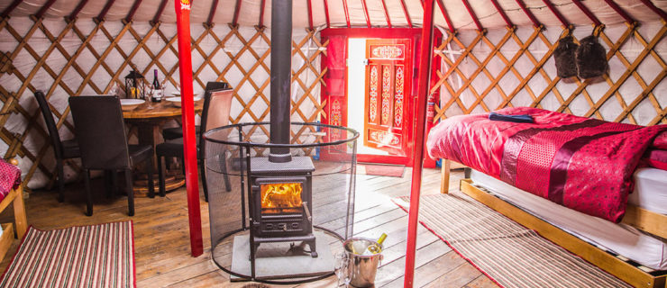 The Best Places to Go Glamping in Yorkshire