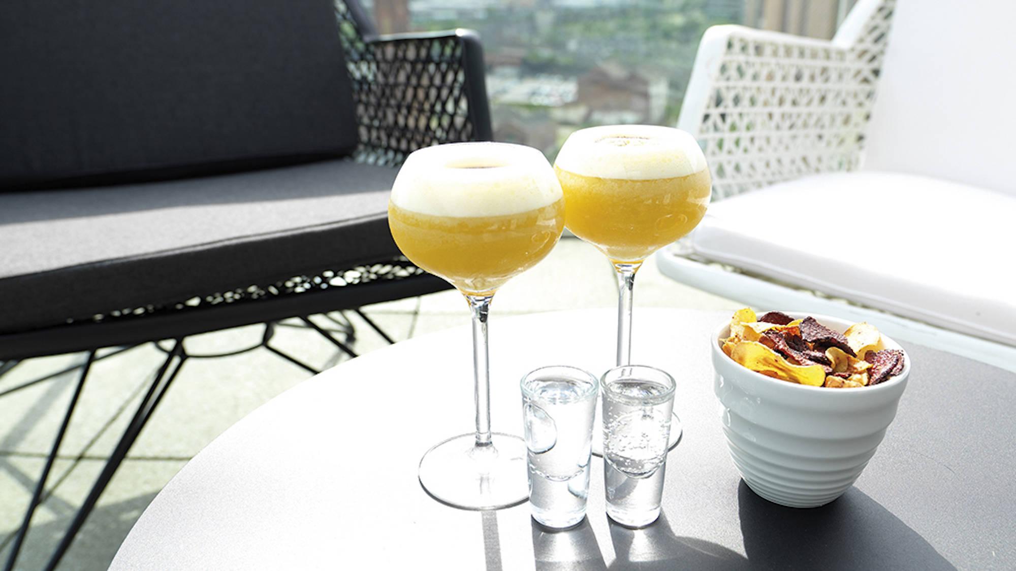 SKy Lounge Platinum Pornstar Martini