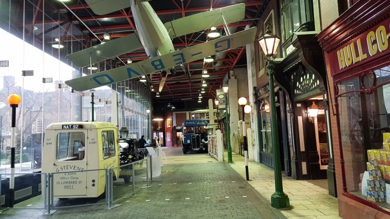 Hull Streetlife and Transport Museum