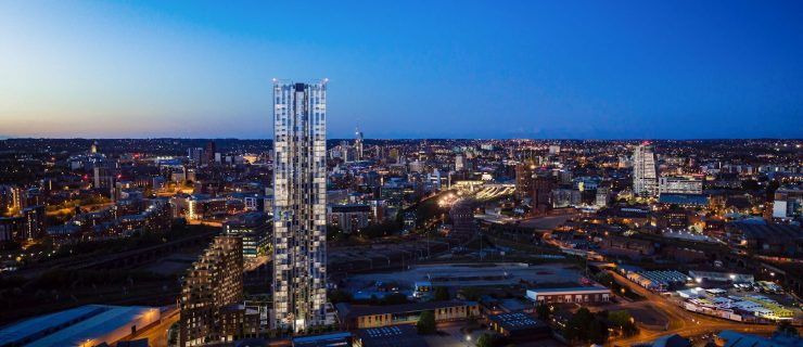 This New Leeds Development is Set to Become the Tallest Building in Yorkshire
