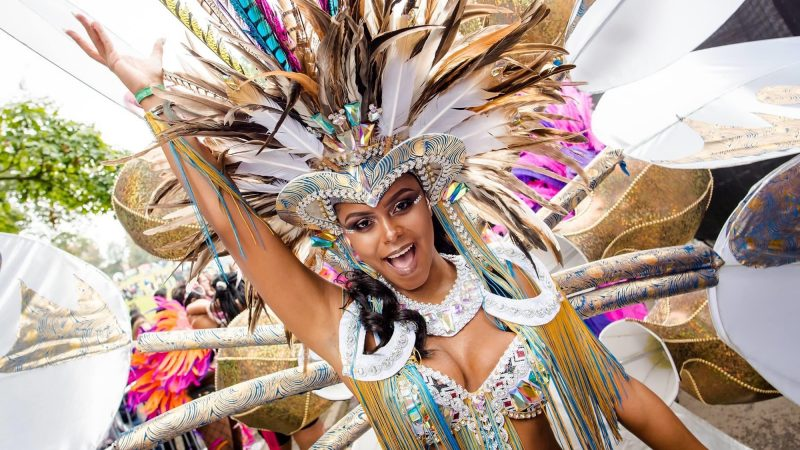 AnonyMas Leeds West Indian Carnival costumes