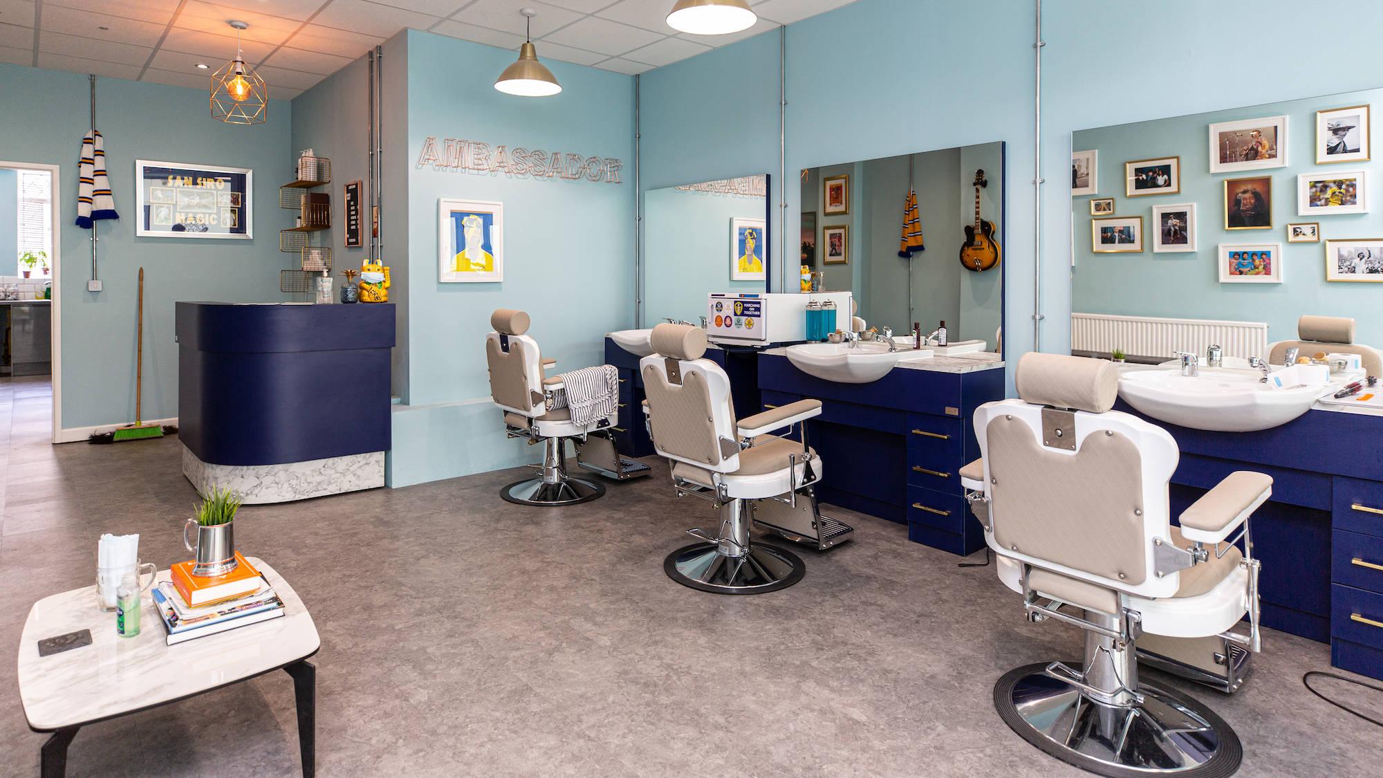 Ambassador Barbering