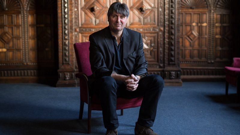 Simon Armitage, National Poetry Centre